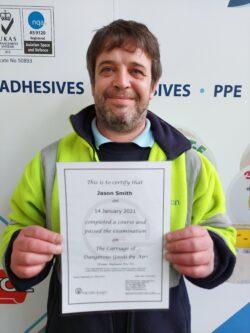 Jason DG certificate 18 03 21