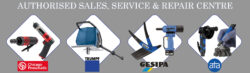 Industrial Tooling Authorised Banner